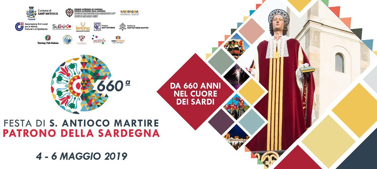 Festa Sant'Antioco martire 2019